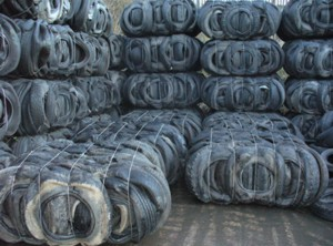 Tyre Bales